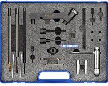 Zestaw do usuwania urwanych świec żarowych M8x1 do Mercedes OM 642 klasa: C, E, M, R, S, Sprinter, Vito, Viano