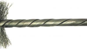 Szczotka stalowa 21 mm, 0,1 mm