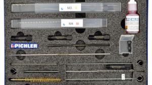 Zestaw do usuwania świec żarowych M8-M10x1, M10x1,25 , 27 części