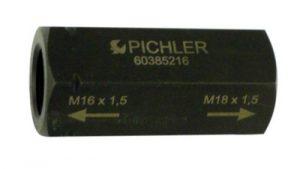 Adapter do młotka bezwładnościowego M16x1,5: M18x1,5